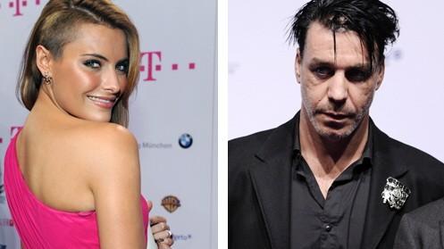 Lindemann tochter till Rammstein: Simone