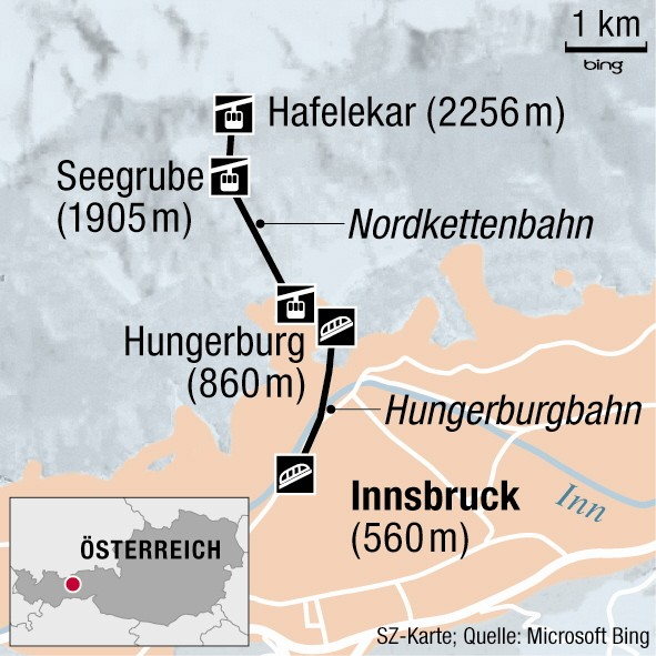 Innsbruck firngleiten