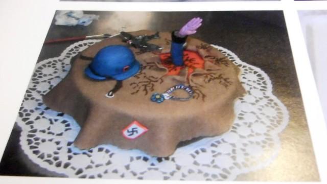 Austrian prosecutor investigates Nazi cakes