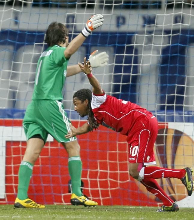 FC Dynamo Kiev vs SC Braga