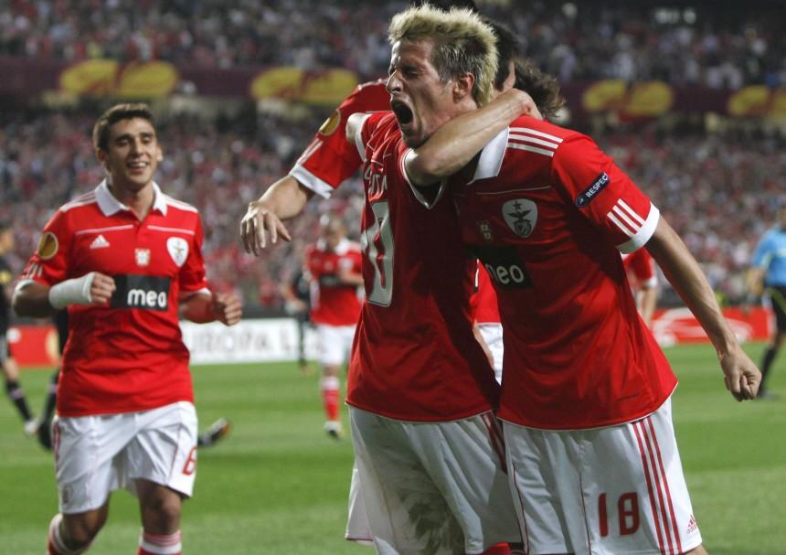 Benfica vs PSV Eindhoven