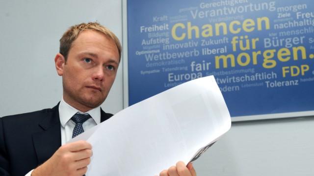 FDP: alte Atommeiler immer vom Netz