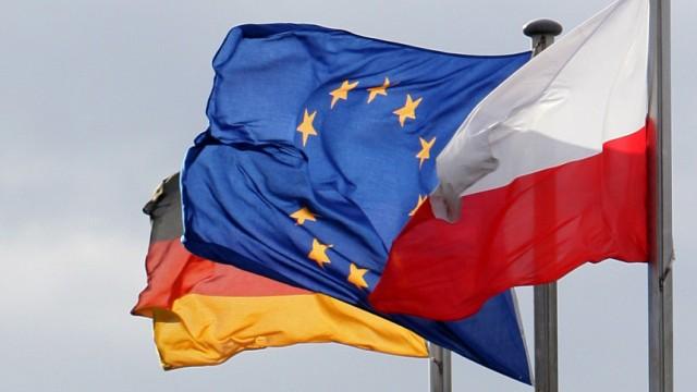 Deutsch-polnischer Grenzübergang