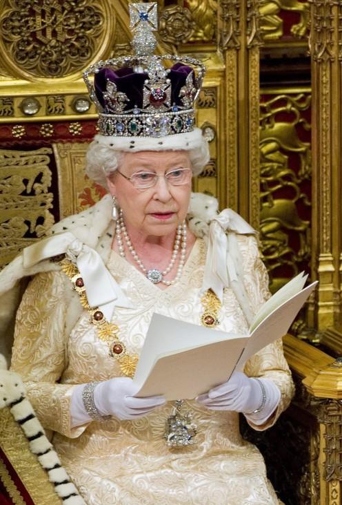Die britische Monarchie und die Rolle der Queen
