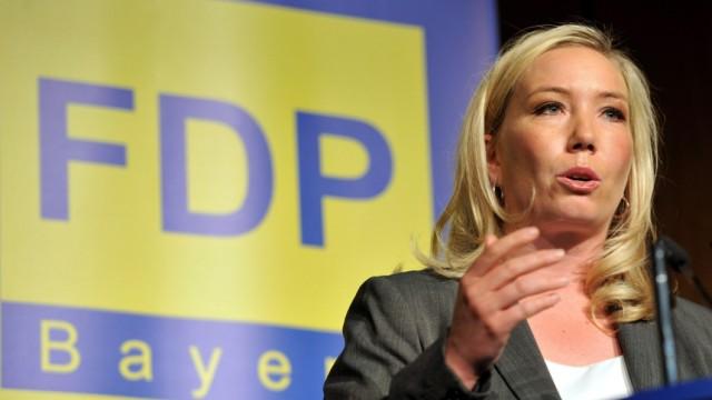 Landesparteitag FDP Bayern
