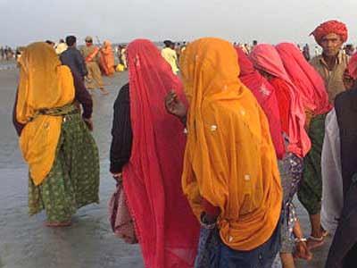 Rajasthan in Indien, AP