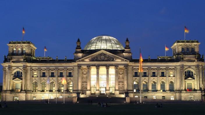 Bundestag öffnet Türen für die Bürger