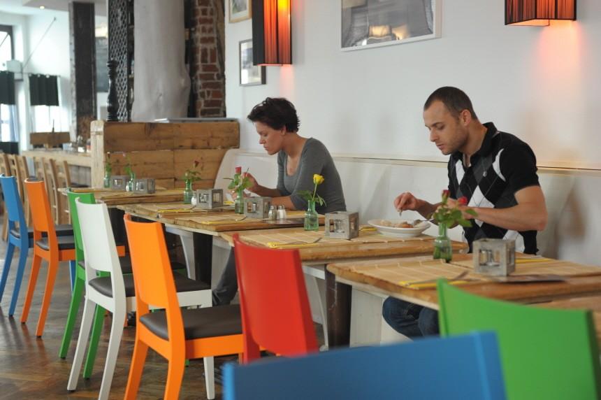 Restaurant 'Coco de mer' in München, 2011