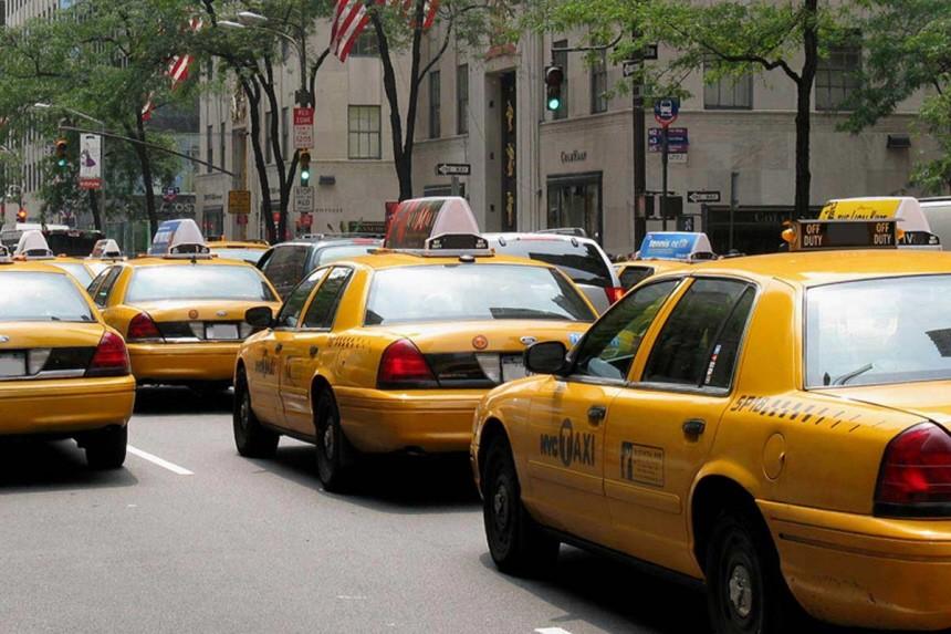 Black Cabs on Tour