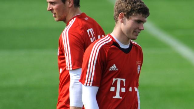 Thomas Kraft und Jörg Butt