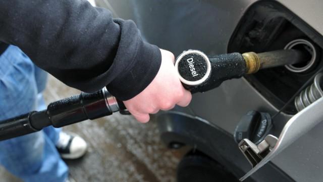 Diesel-Preise sollen steigen