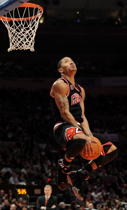 Chicago Bulls at New York Knicks