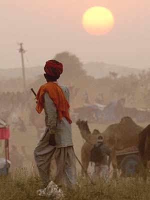 Pushkar, Reuters