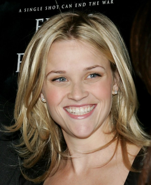 (FILE PHOTO) WITHERSPOON ANNOUNCED DIVORCE