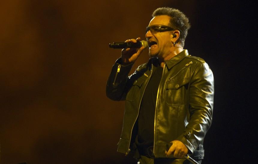 Kinderdienst: Rockband U2 bricht Tour-Rekord der Rolling Stones