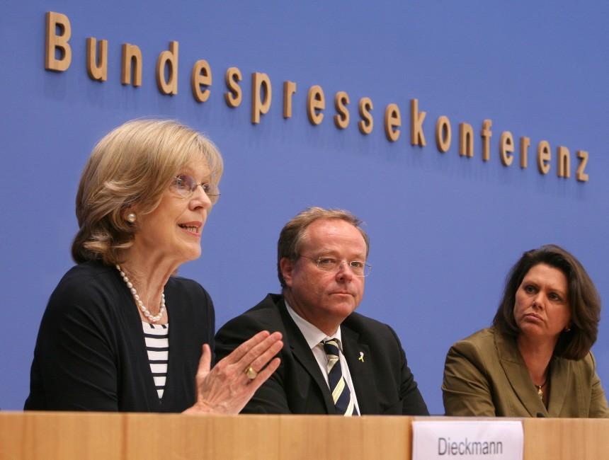 PK zur Welthungerhilfe in Berlin