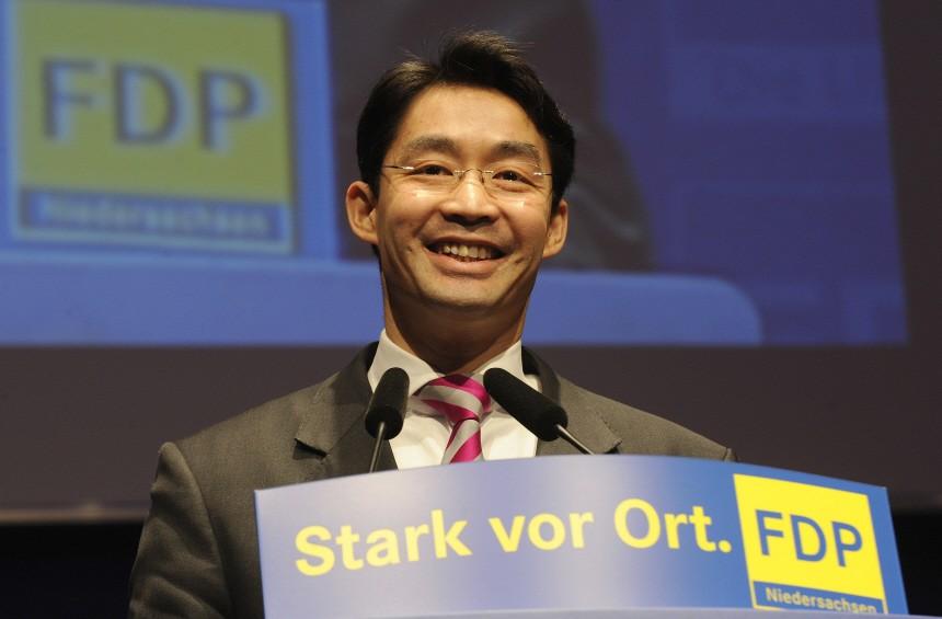 FDP-Landesparteitag Niedersachsen - Rösler