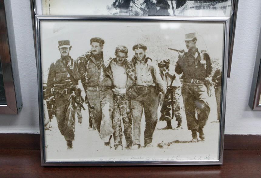 Brigade 2506 Combatant Taken Prisoner