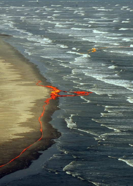 DAMAGE FROM BP OIL SPILL LINGERS A YEAR LATER