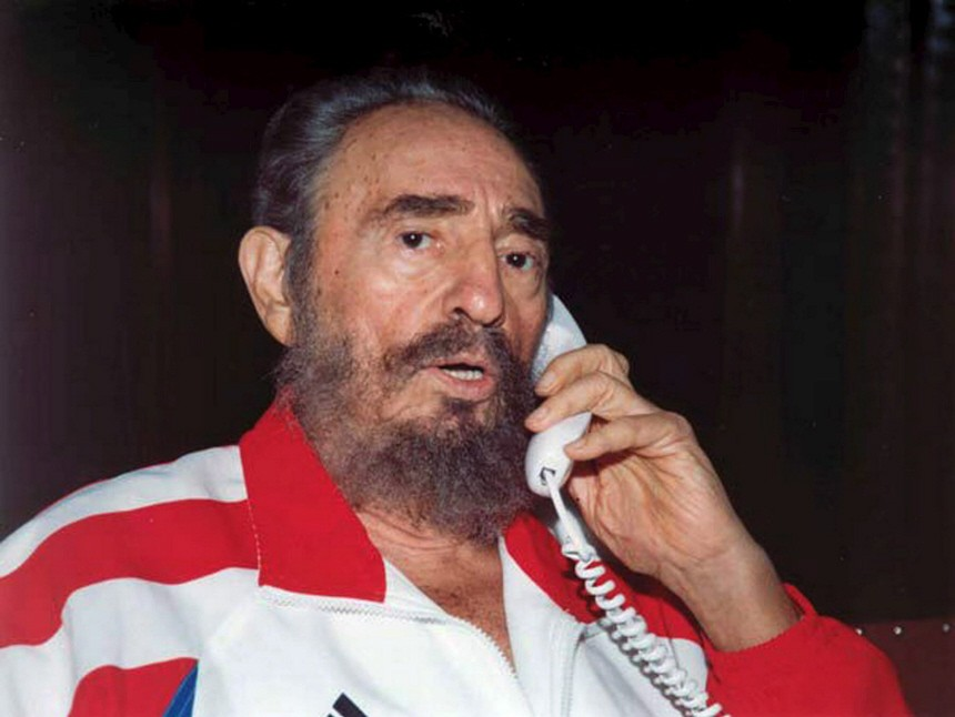 Kubanische Zeitungen veröffentlichen erste Fotos des kranken Castro
