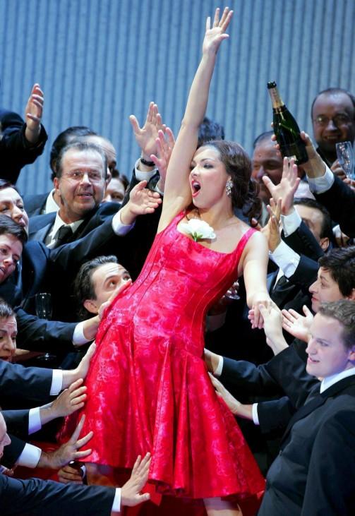 'La Traviata' - Anna Netrebko