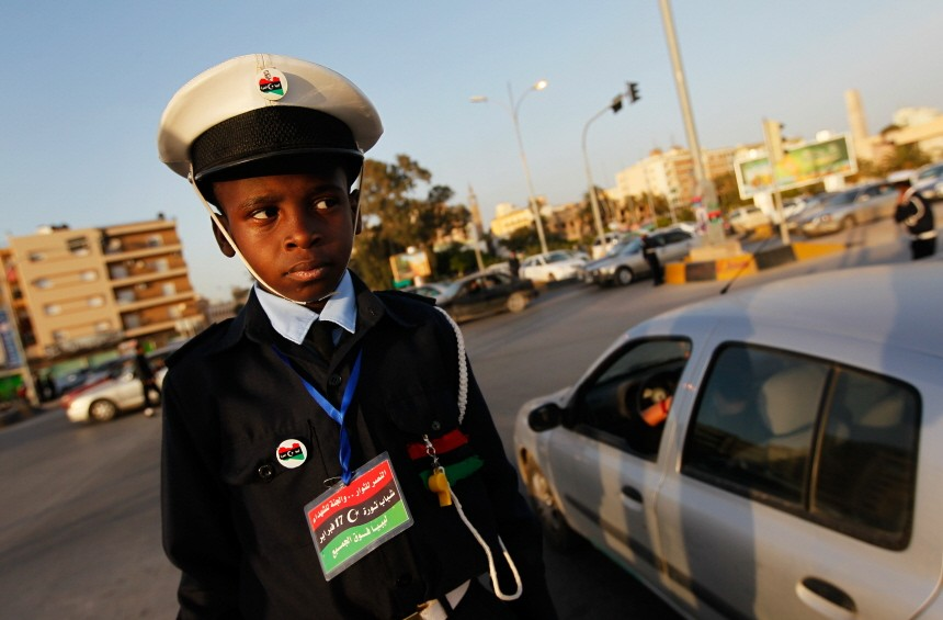 BESTPIX - Benghazi Life During a Backdrop of War