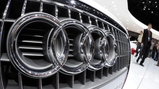 Absatzzahlen Audi