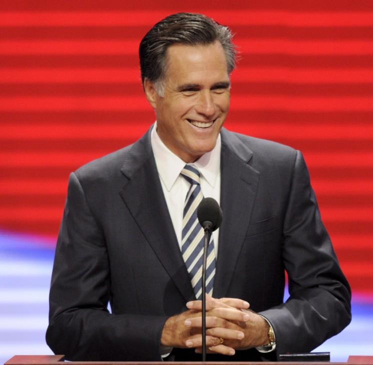 Romney announces 2012 US presidential election bid
