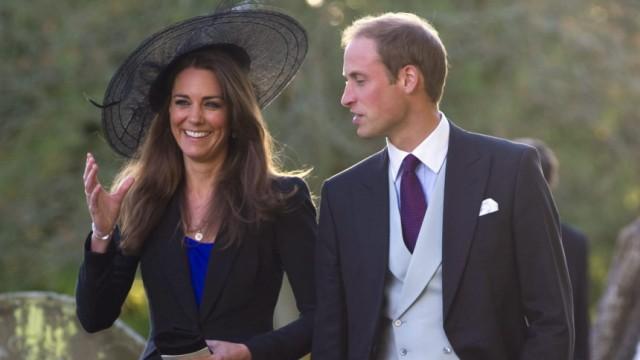 Doku-Reihe 'ZDF Royal' - William und Kate