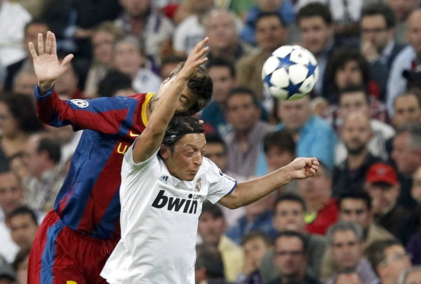 REAL MADRID VS F.C.BARCELONA
