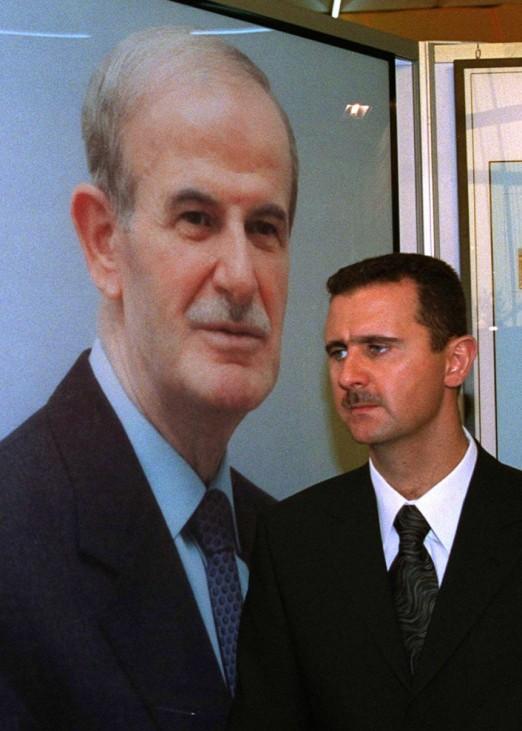 SYRIENS PRÄSIDENT ASSAD TOT