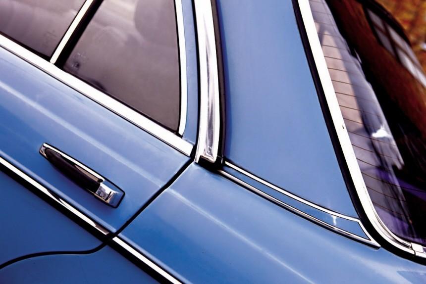 """Mercedes W 123  ACHTUNG! Diese Bilder sind ausschließlich für die Verwendung im """"Auto&Mobil""""-Kanal von sueddeutsche.de freigegeben!"""