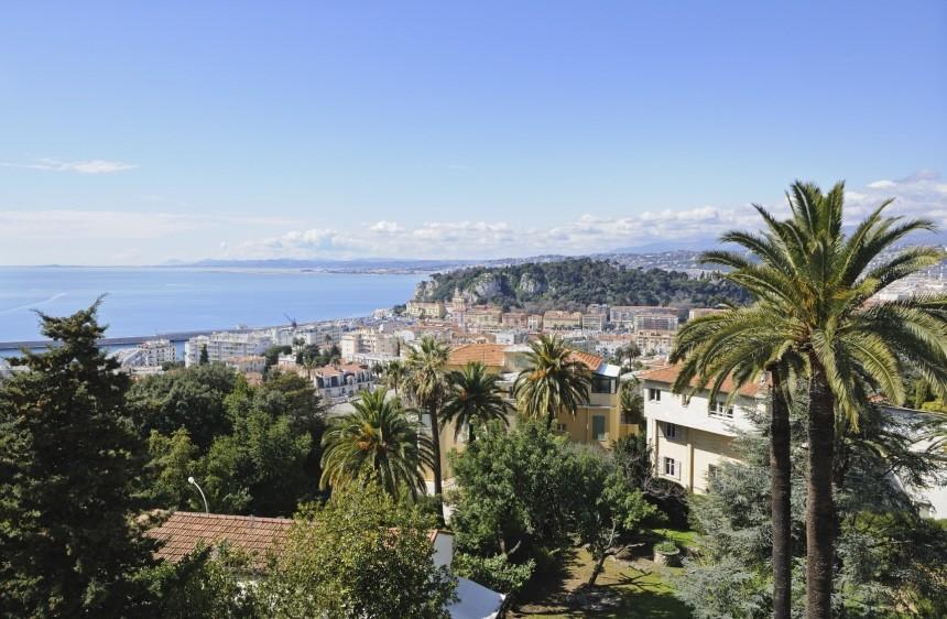 Nizza Cote d'Azur Städtereise Städtetrip Frankreich