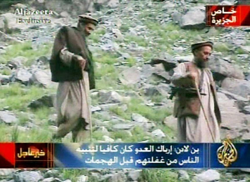 Osama Bin Laden, Ayman Al-zawahri