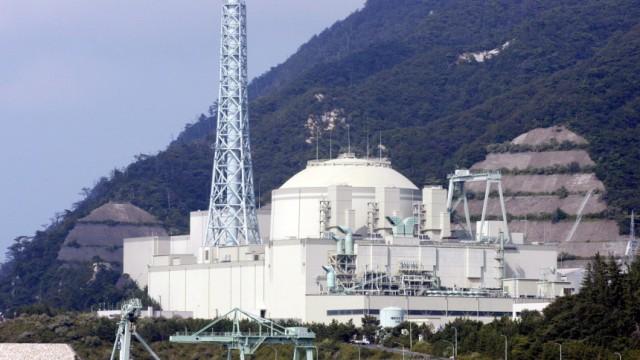 Verdacht auf Leck im Atomkraftwerk Tsuruga