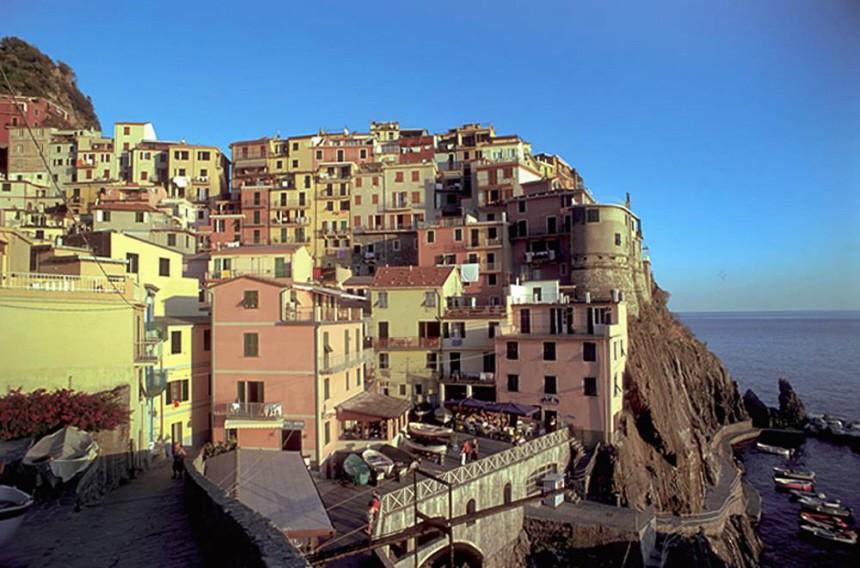 Themendienst Reise: Die Cinque Terre