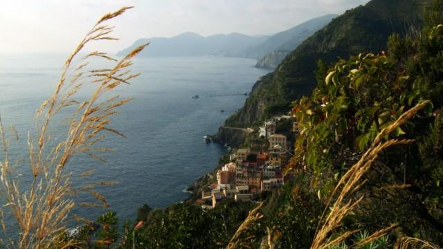 Cinque Terre Appenin Ligurien Italien