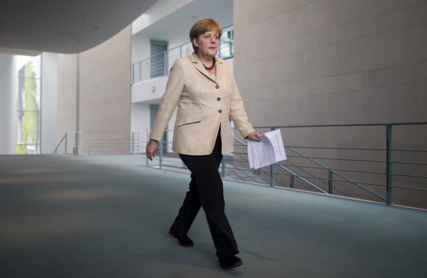 Merkel zu Tod von Osama bin Laden
