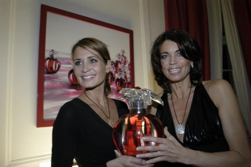 Cartier feiert neues Parfum, 2006