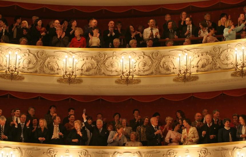 Feier zum 70. Geburtstag von Zubin Metha, 2006