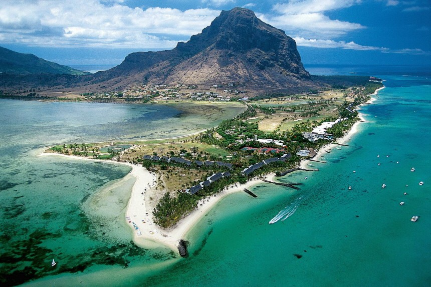 Themendienst Reisen: Ganzjaehriges Reiseziel Mauritius