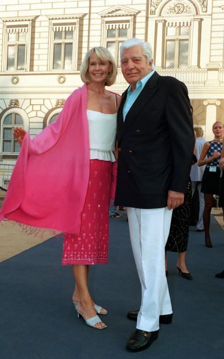Gunter und Mirja Sachs
