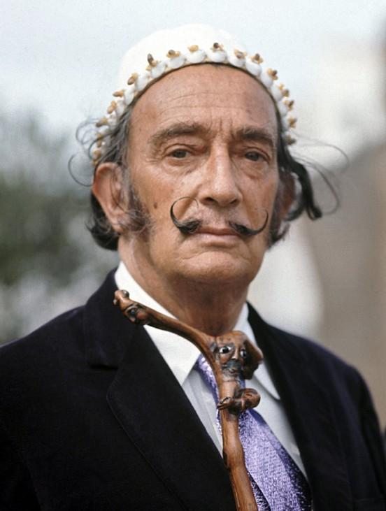 Salvador Dali starb vor 20 Jahren