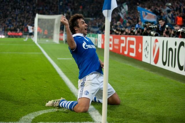 Champions League - FC Schalke 04 - Inter Mailand