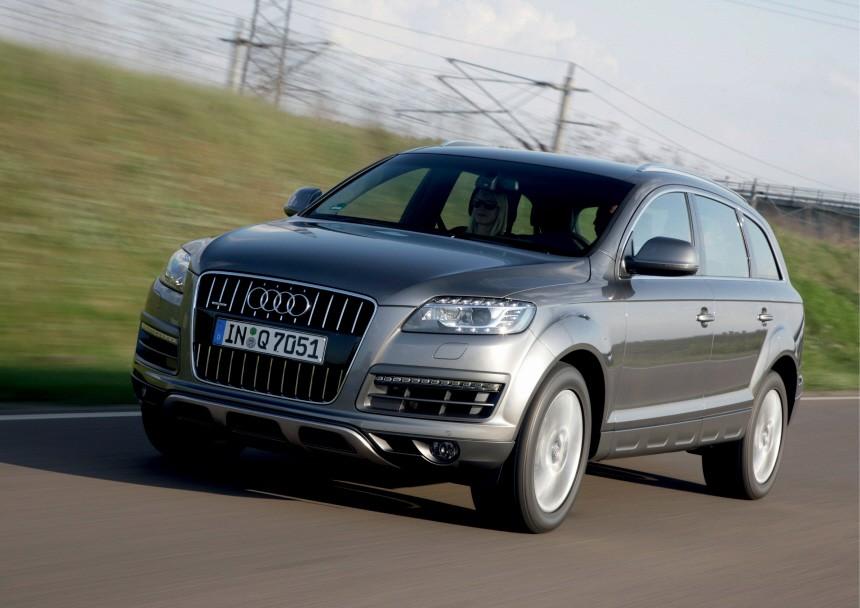 Themendienst Auto & Verkehr: Audi Q7