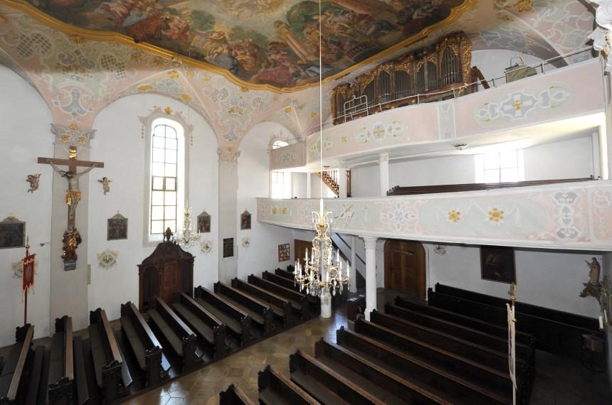 Kirche Rennertshofen