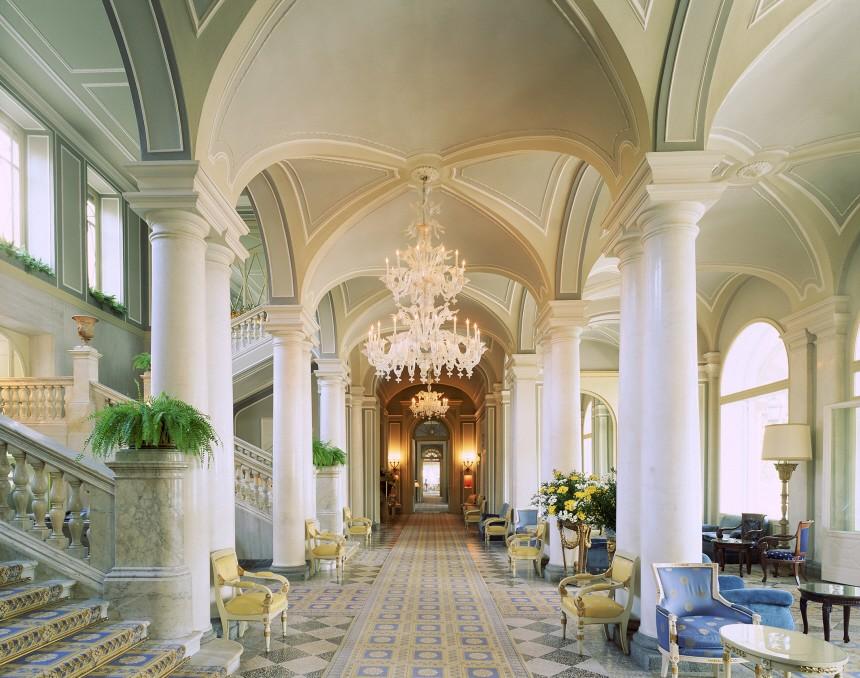 """Grandhotel """"Villa d'Este"""" in Como, Italien"""