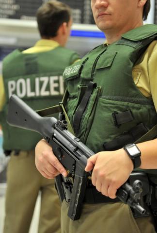 Erhöhte Sicherheitsmaßnahmen am Flughafen Leipzig