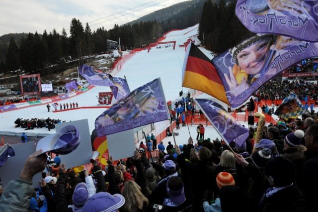 Weltmeisterschaft Ski Alpin: Abfahrt der Frauen