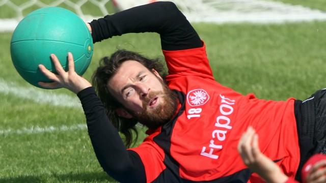 Eintracht Frankfurt - Training Session